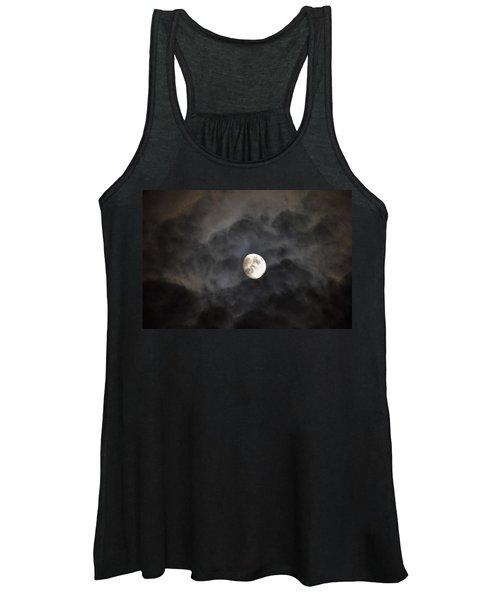 Moon Rise Women's Tank Top
