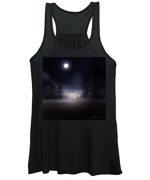 Moonlight Journey Women's Tank Top