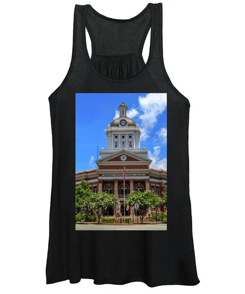 Morgan County Court House Women's Tank Top
