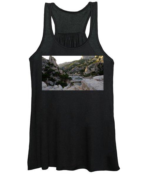Morgiou Village Women's Tank Top