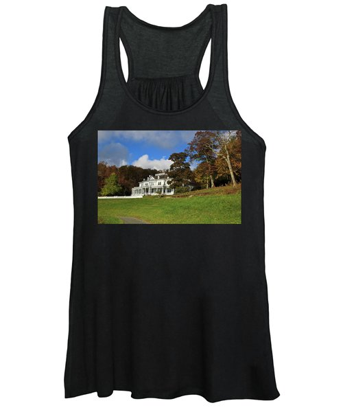 Moses Cone Flat Top Manor Women's Tank Top
