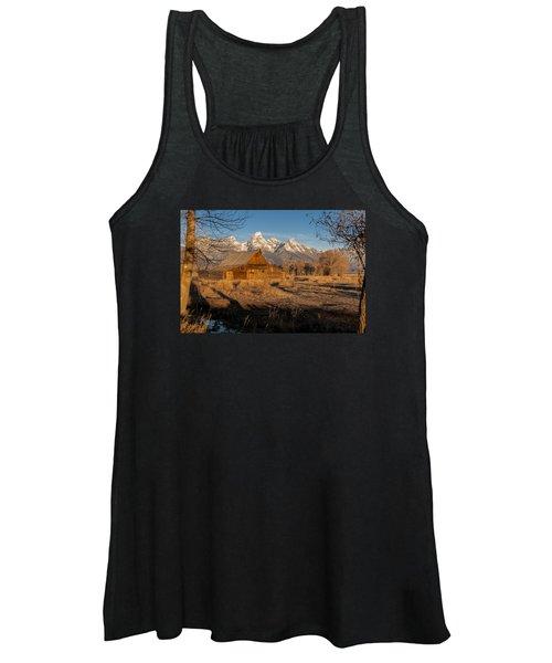 Moulton Barn Women's Tank Top