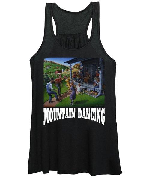 Mountain Dancing T Shirt 2 Women's Tank Top