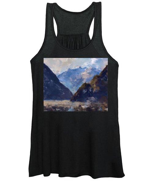 Mountain Majesty Women's Tank Top
