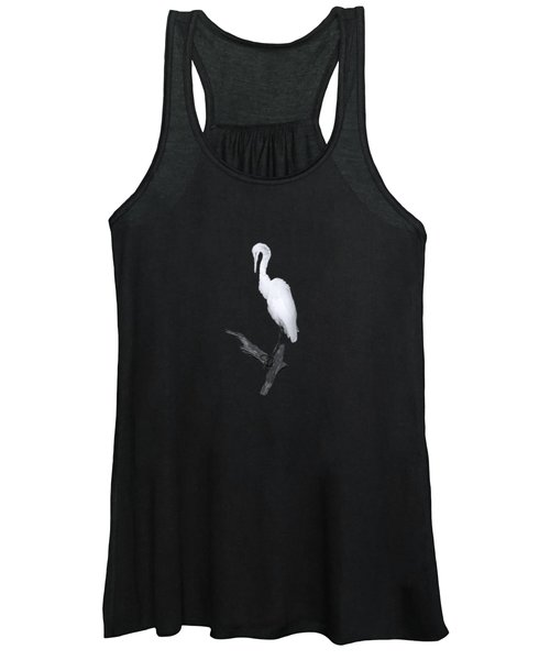 Mystery Of The Great White Women's Tank Top