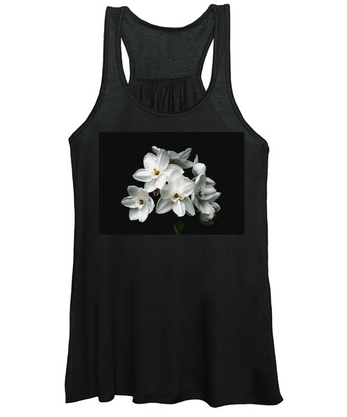 Narcissus The Breath Of Spring Women's Tank Top