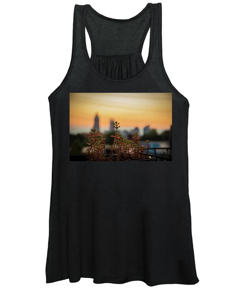 Nature In The City Women's Tank Top