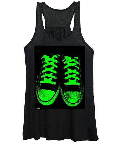 Neon Nights Women's Tank Top