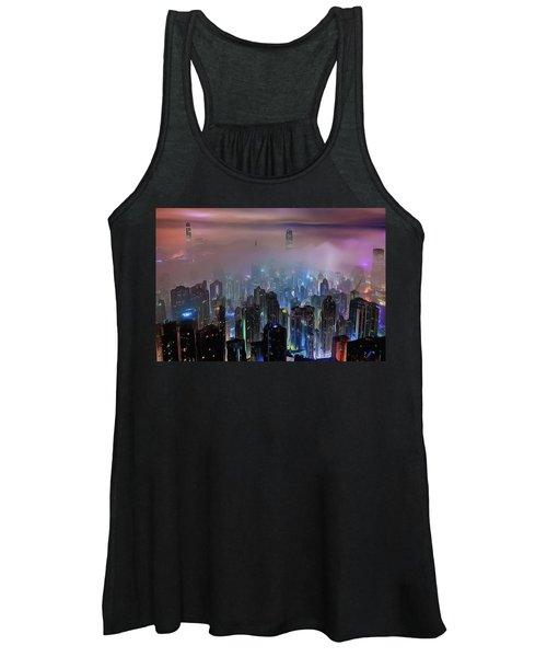New City Skyline Women's Tank Top