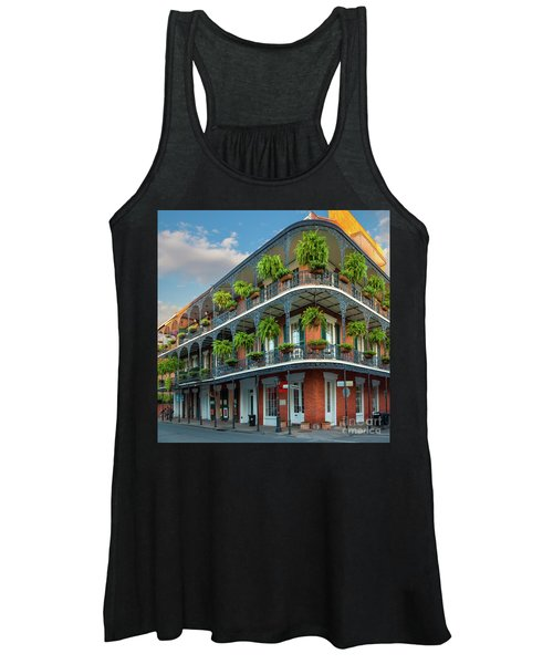 New Orleans House Women's Tank Top