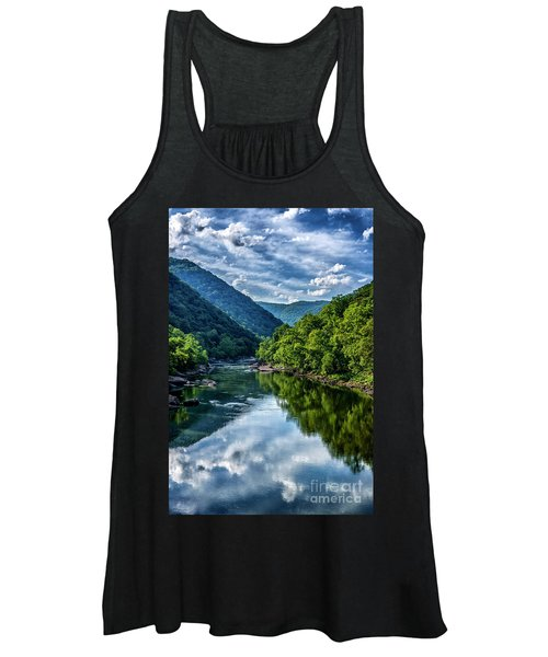 New River Gorge National River 3 Women's Tank Top