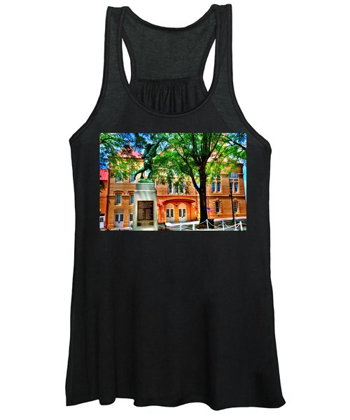 Newberry Opera House Women's Tank Top