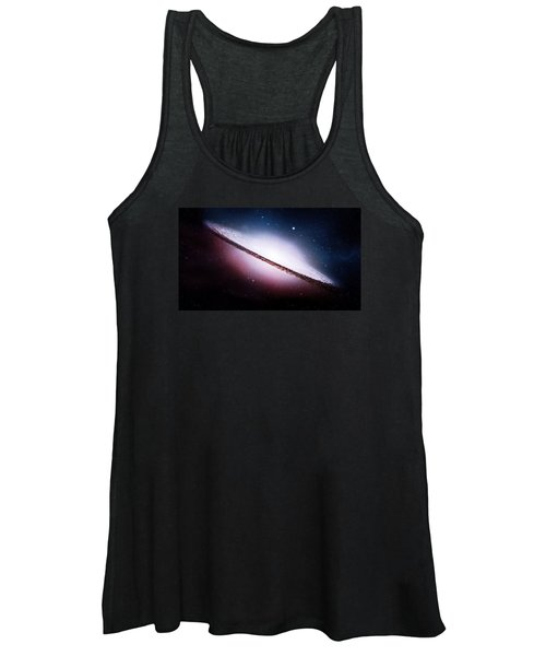 Ngc 2035 Magellanic Cloud Galaxy Women's Tank Top