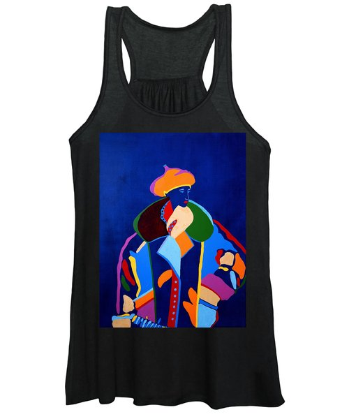 Night Glow Women's Tank Top