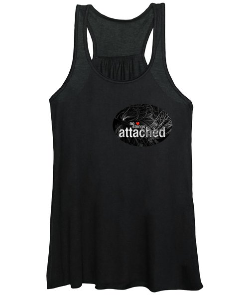 No Strings Attached Women's Tank Top