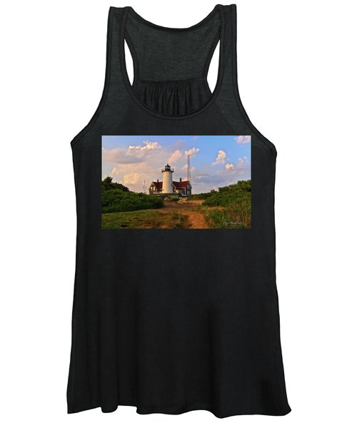 Nobska Lighthouse Women's Tank Top