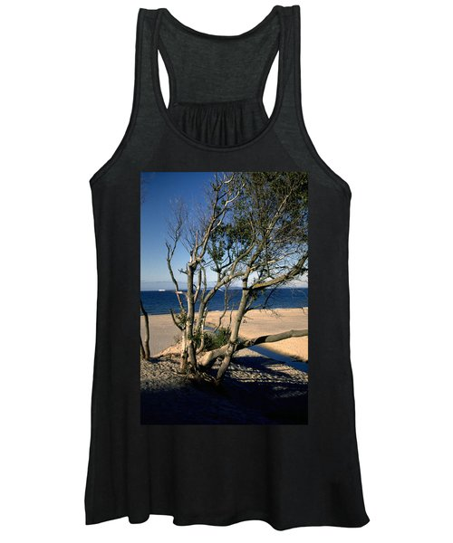 Nordic Beach Women's Tank Top
