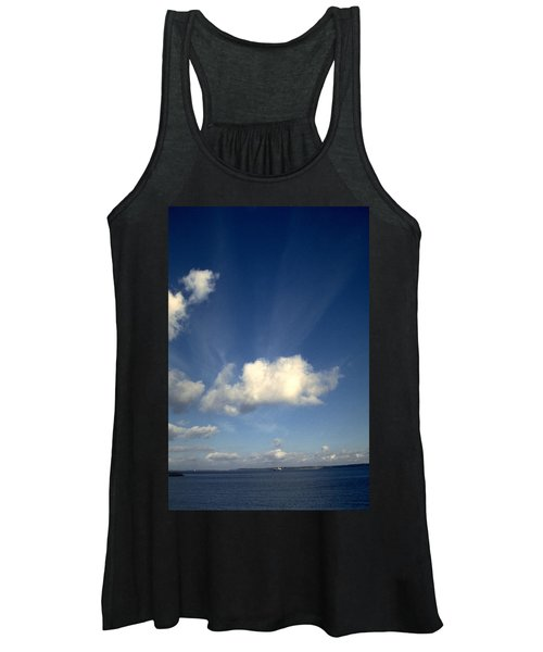 Northern Sky Women's Tank Top