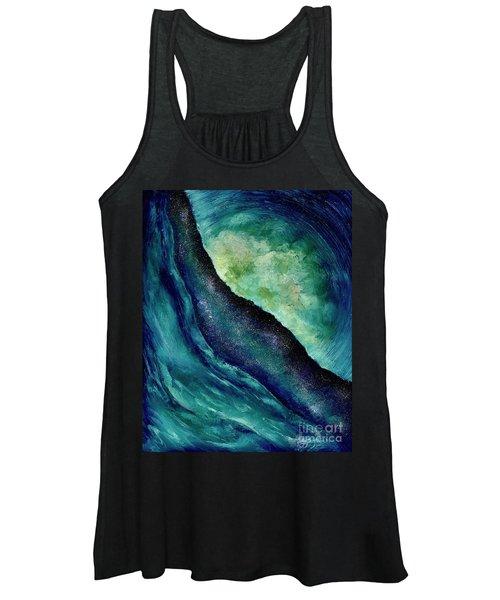 Ocean Meets Sky Women's Tank Top