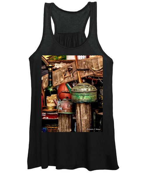 Odds And Ends Women's Tank Top
