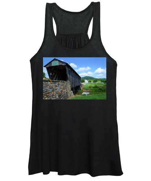 Old Country Road Women's Tank Top