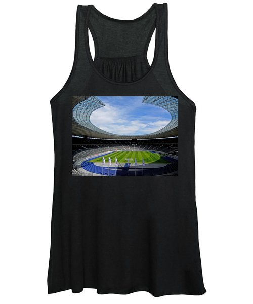 Olympic Stadium Berlin Women's Tank Top