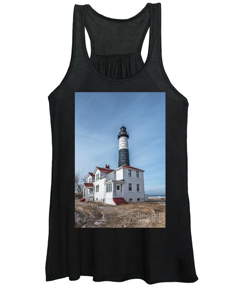 One Hundred Twelve Foot Lighthouse Tower Women's Tank Top