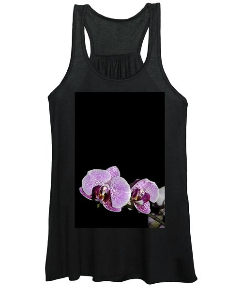 Orchid Blooms Women's Tank Top