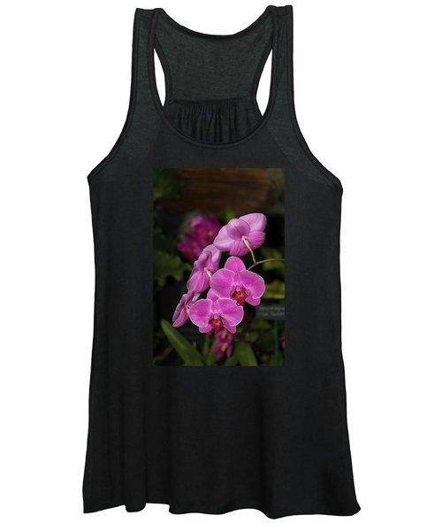 Orchids Alicia Women's Tank Top