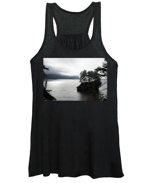 Oregon Coast Fog Women's Tank Top