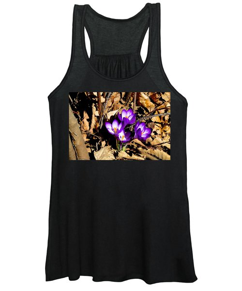 Out Of The Shadows Women's Tank Top