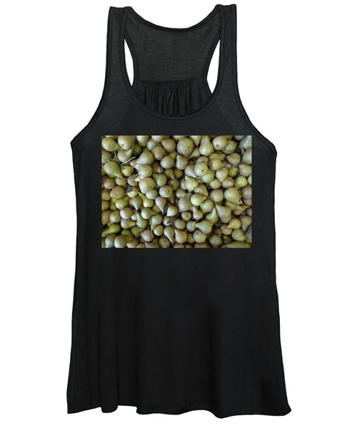 Perfectly Peared Women's Tank Top
