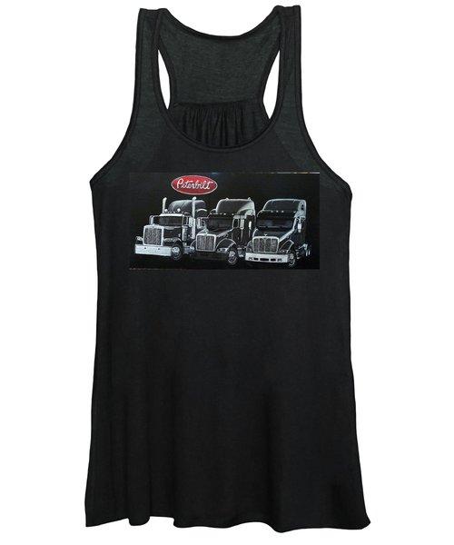 Peterbilt Trucks Women's Tank Top