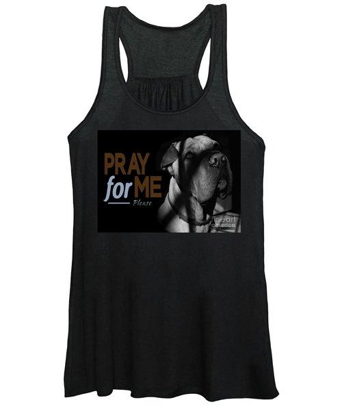 Please Pray For Me Women's Tank Top