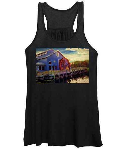 Port Orleans Riverside Women's Tank Top