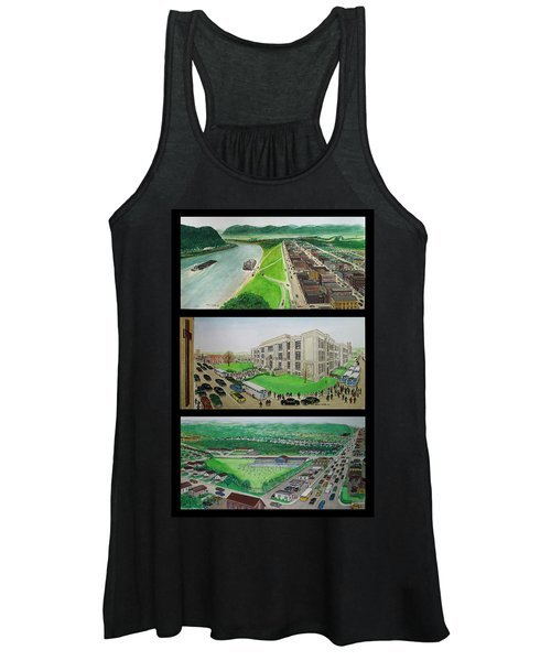 Portsmouth Ohio 1955 Women's Tank Top