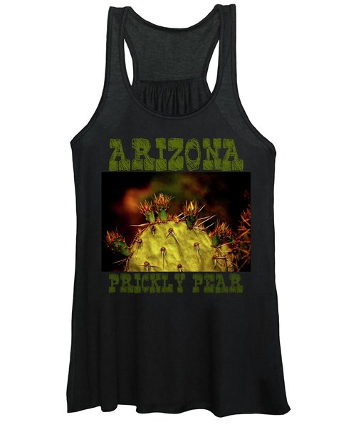 Prickly Pear Spring Women's Tank Top