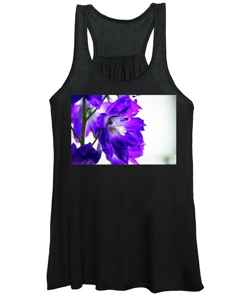 Purpled Women's Tank Top