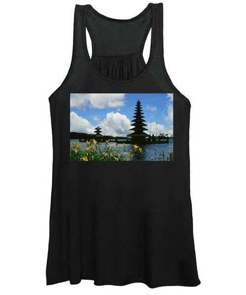 Puru Ulun Danau  Women's Tank Top