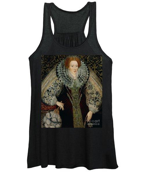 Queen Elizabeth I Women's Tank Top