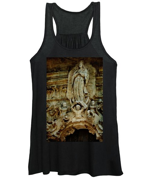 Queen Of The Missions Women's Tank Top
