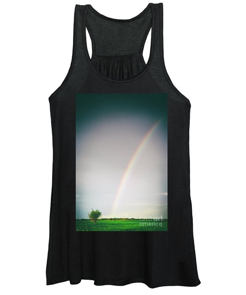 Rainbow #0157 Women's Tank Top