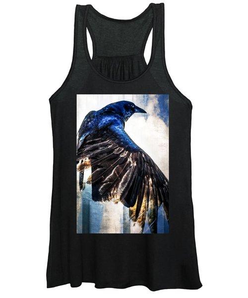 Raven Attitude Women's Tank Top