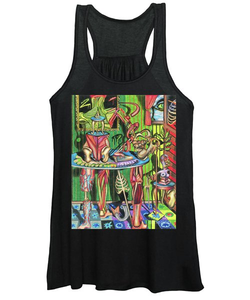 Raw Garnishings Women's Tank Top