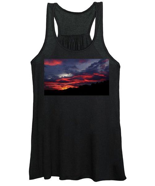 Red Cloud Mountain Women's Tank Top