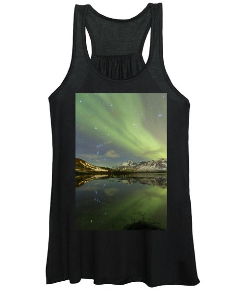 Reflected Orion Women's Tank Top