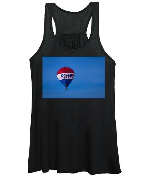 Remax Hot Air Balloon Women's Tank Top