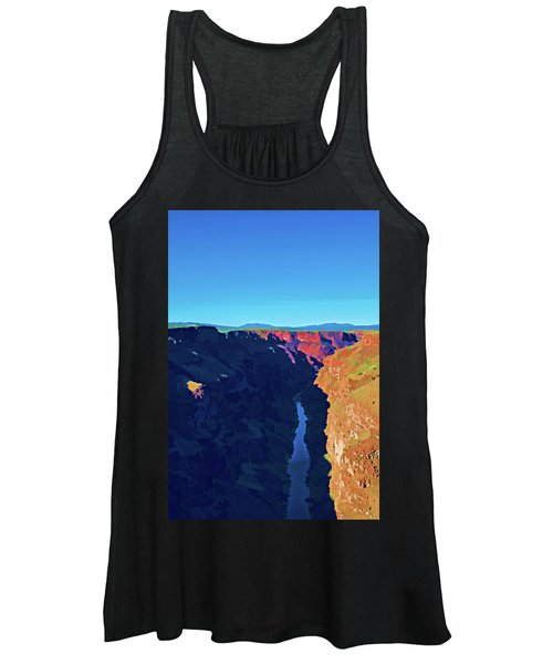 Rio Grande Gorge Women's Tank Top