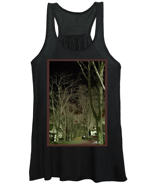 Roosevelt Avenue I Women's Tank Top