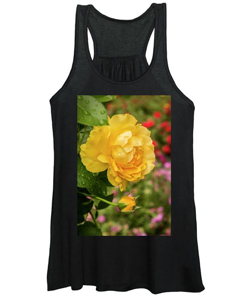 Rose, Julia Child Women's Tank Top